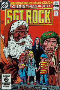 Cover Thumbnail for Sgt. Rock (DC, 1977 series) #378 [Direct]
