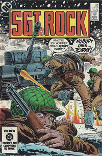 Cover Thumbnail for Sgt. Rock (DC, 1977 series) #394 [Direct]