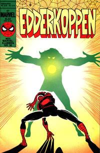 Cover Thumbnail for Edderkoppen (Interpresse, 1984 series) #6/1985