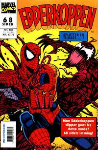 Cover Thumbnail for Edderkoppen (Semic Interpresse, 1991 series) #136
