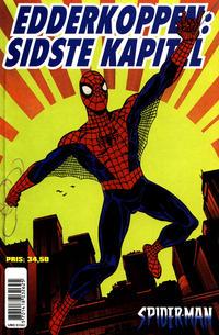 Cover Thumbnail for Edderkoppen: Sidste kapitel (Egmont, 1999 series)