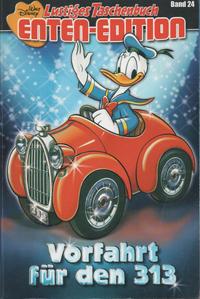 Cover Thumbnail for Lustiges Taschenbuch Enten-Edition (Egmont Ehapa, 2000 series) #24 - Vorfahrt für den 313