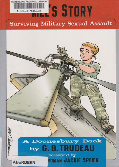 Cover for Mel's Story: Surviving Military Sexual Assault (Andrews McMeel, 2014 series)