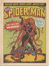 Cover for Spider-Man Comic (Marvel UK, 1979 series) #331