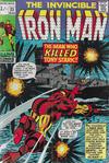 Cover Thumbnail for Iron Man (1968 series) #23 [British]