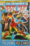 Cover Thumbnail for Iron Man (1968 series) #52 [British Price Variant]