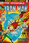 Cover Thumbnail for Iron Man (1968 series) #57 [British Price Variant]