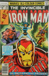 Cover for Iron Man (Marvel, 1968 series) #104 [British Price Variant]