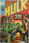 Cover Thumbnail for The Incredible Hulk (1968 series) #139 [British Price Variant]