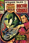 Cover for Strange Tales (Marvel, 1951 series) #152 [British Price Variant]