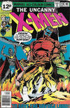Cover Thumbnail for The X-Men (1963 series) #116 [British]