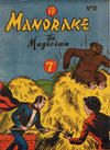 Cover for Mandrake the Magician (Feature Productions, 1950 ? series) #31