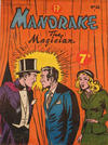 Cover for Mandrake the Magician (Feature Productions, 1950 ? series) #32