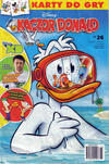 Cover for Kaczor Donald (Egmont Polska, 1994 series) #26/2011