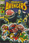 Cover for The Avengers (Marvel, 1963 series) #67 [British Price Variant]