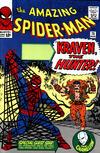 Cover for Marvels Abonnements-blad (Interpresse, 1992 series) #9