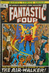 Cover Thumbnail for Fantastic Four (1961 series) #120 [British Price Variant]