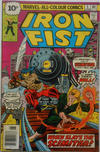 Cover Thumbnail for Iron Fist (1975 series) #5 [British Price Variant]