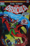 Cover for Tomb of Dracula (Marvel, 1972 series) #12 [British]