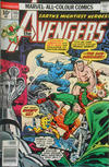Cover Thumbnail for The Avengers (1963 series) #155 [British]