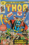 Cover for Thor (Marvel, 1966 series) #247 [British Price Variant]