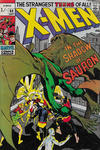 Cover for The X-Men (Marvel, 1963 series) #60 [British Price Variant]