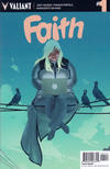 Cover for Faith (Valiant Entertainment, 2016 series) #1 [Fourth Printing]