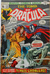 Cover for Tomb of Dracula (Marvel, 1972 series) #8 [British]