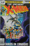 Cover Thumbnail for The X-Men (1963 series) #120 [British Price Variant]