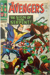 Cover Thumbnail for The Avengers (1963 series) #32 [British]