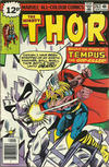 Cover for Thor (Marvel, 1966 series) #282 [British Price Variant]