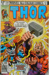 Cover Thumbnail for Thor (1966 series) #286 [British Price Variant]