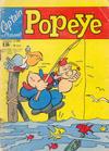 Cover for Cap'tain Présente Popeye (Société Française de Presse Illustrée (SFPI), 1964 series) #35