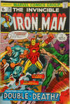 Cover Thumbnail for Iron Man (1968 series) #58 [British Price Variant]