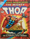 Cover for Marvel Treasury Edition (Marvel, 1974 series) #3 [British]