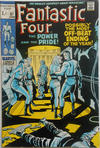 Cover Thumbnail for Fantastic Four (1961 series) #87 [British Price Variant]