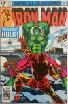 Cover for Iron Man (Marvel, 1968 series) #131 [British Price Variant]