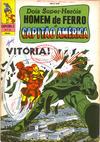 Cover for Capitão Z (3ª Série) (Editora Brasil-América [EBAL], 1967 series) #10