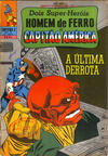 Cover for Capitão Z (3ª Série) (Editora Brasil-América [EBAL], 1967 series) #17