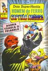 Cover for Capitão Z (3ª Série) (Editora Brasil-América [EBAL], 1967 series) #33