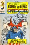 Cover for Capitão Z (3ª Série) (Editora Brasil-América [EBAL], 1967 series) #34