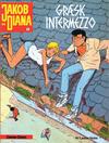 Cover for Jakob og Diana (Forlaget Carlsen, 1987 series) #2