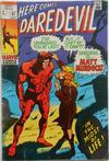 Cover for Daredevil (Marvel, 1964 series) #57 [British]