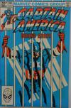 Cover for Captain America (Marvel, 1968 series) #260 [British]