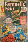 Cover for Fantastic Four (Marvel, 1961 series) #108 [British Price Variant]