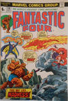 Cover for Fantastic Four (Marvel, 1961 series) #138 [British]