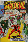 Cover for Daredevil (Marvel, 1964 series) #61 [British Price Variant]