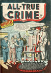 Cover for All True Crime Cases Comics (Bell Features, 1948 series) #27