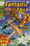 Cover for Fantastic Four (Marvel, 1961 series) #103 [British Price Variant]