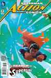Cover for Action Comics (DC, 2011 series) #51
